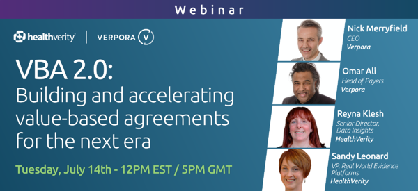 VBA 2.0 Building and accelerating value-based agreements for the next era